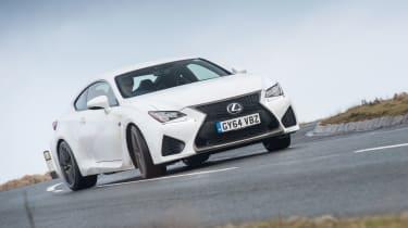 Lexus RC F - Front