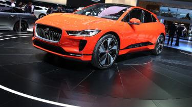 Jaguar I-Pace – front quarter