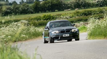 MMR BMW 1M Coupe - front