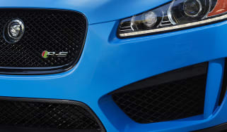 Jaguar XFR-S teased