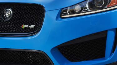 Jaguar XFR-S teased