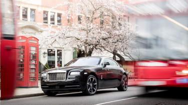 Rolls-Royce Wraith Inspired by Music - Ronnie Wood Wraith