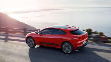 Jaguar i-Pace - rear quarter