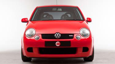 Volkswagen Lupo GTI – front