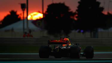 F1 Round 20 - RB