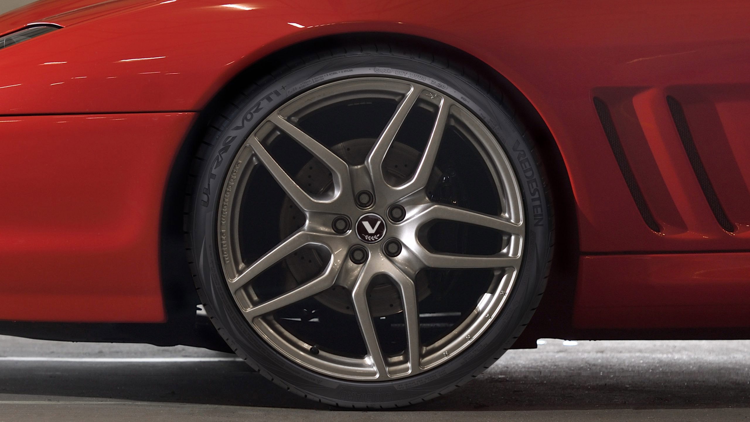 Vredestein Ultrac Vorti+ and Vorti R+ high-performance tyre range launched