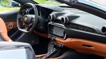 Ferrari Portofino M – cabin