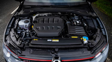 Volkswagen Golf GTI Clubsport - engine