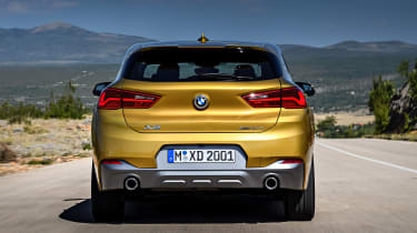 BMW X1 M Sport X - rear\