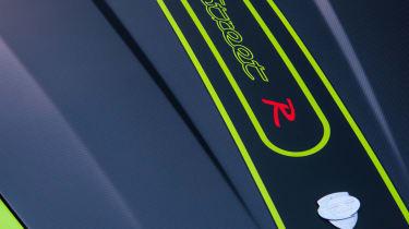 TechArt GTStreet R - Bonnet