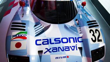 Nissan R390 Le Mans 24 hour car