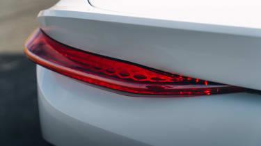 Bentley Bacalar dev - rear light