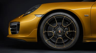 Porsche 911 Turbo S Exclusive Series - Wheel