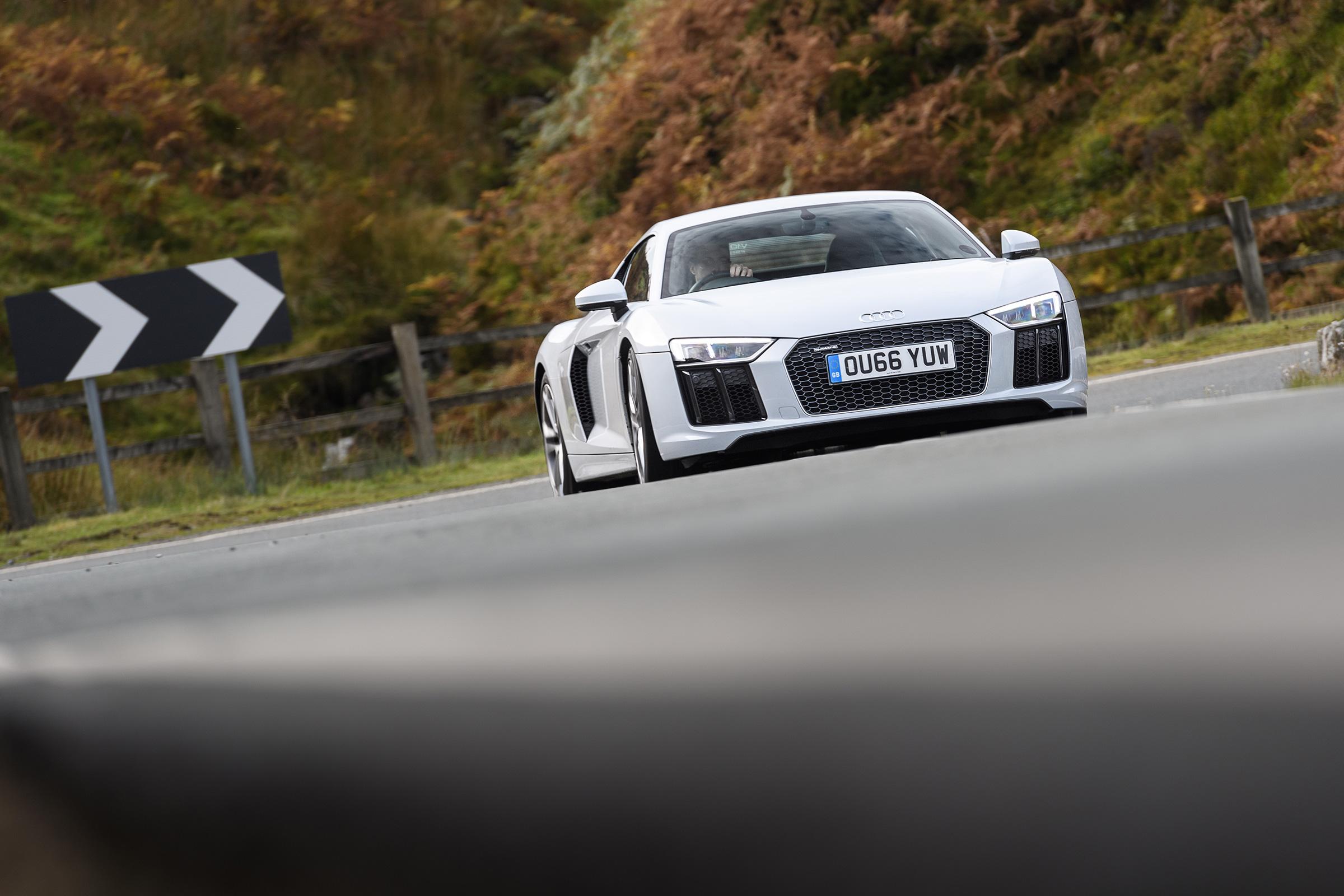 Mclaren 540c Vs Porsche 911 Turbo Vs Audi R8 Review