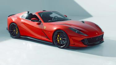 Novitec Ferrari 812 GTS