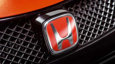 Honda Civic Type-R revealed at Geneva motor show