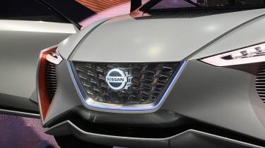 Nissan iMx Concept - live