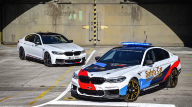 BMW M5 M Performance parts - pair2