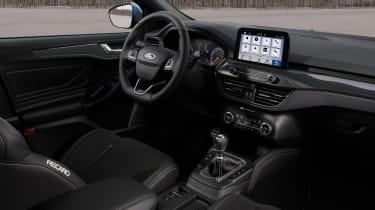Ford Focus ST 2019 - interior