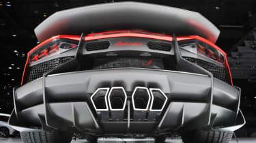 Video: Lamborghini Aventador J