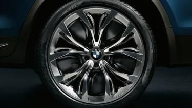 2014 BMW X4 Concept wheel