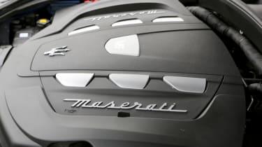 Maserati Levante - engine