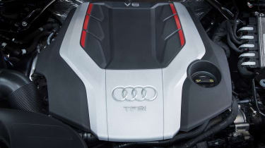 Audi SQ5 TFSI - engine