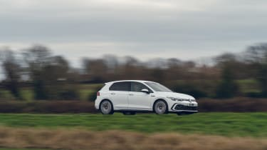 Volkswagen Golf GTD 2021 review - pan
