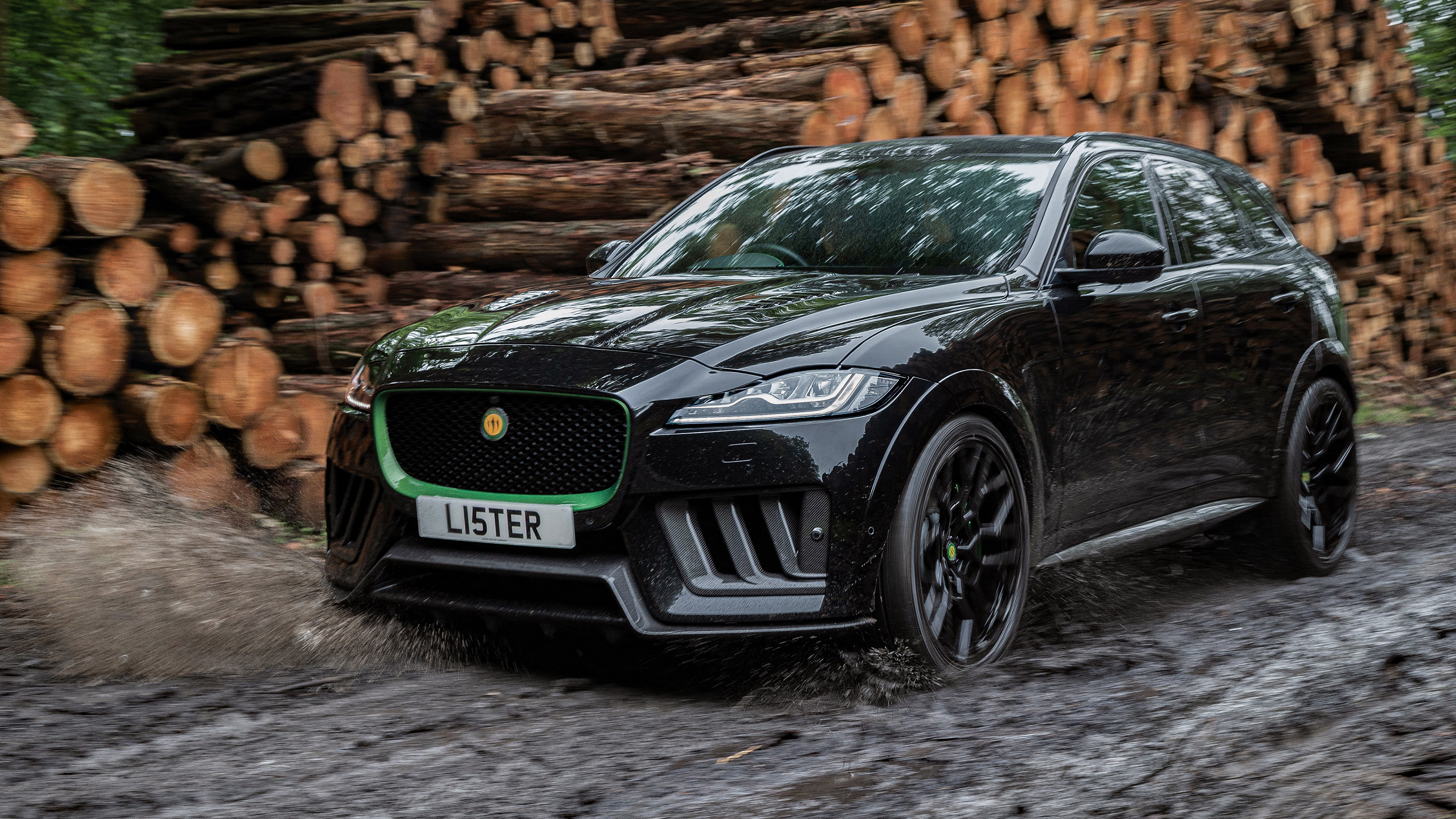 Lister Stealth Revealed A 666bhp Jaguar F Pace Evo