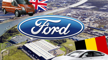 Ford announces Genk plant closure