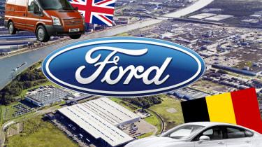 Ford announces Genk plant closure