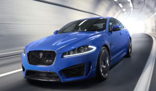 Jaguar XFR-S video
