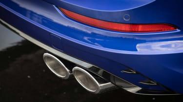 Mk8 Volkswagen Golf R – pipes