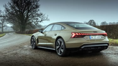 Audi RS e-tron GT evo - rear static