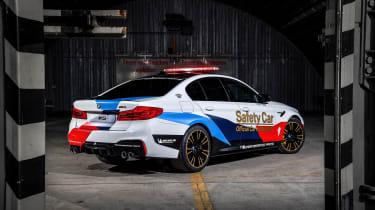 BMW M5 M Performance parts - rear quarter