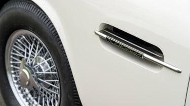 Aston Martin DB6 EV wheel