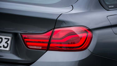 2017 BMW 4 Series Gran Coupe - Rear light