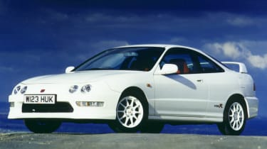 Birth of an icon: Honda Integra Type-R