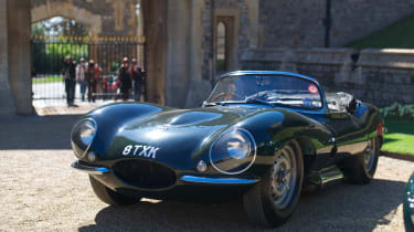 City Concours Jag XKSS