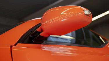 Artega GT door mirror