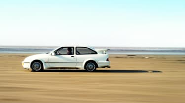 Ford Sierra RS Cosworth - Side