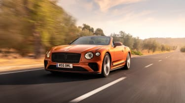 Bentley Continental GT Speed – tracking2