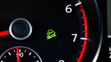 Volkswagen Passat Alltrack hill descent control