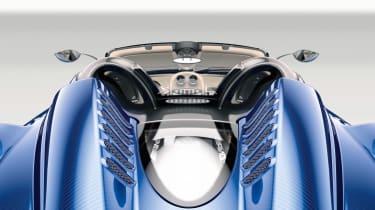 Huayra roadster lid
