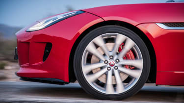 Jaguar F-type Coupe V6 S review