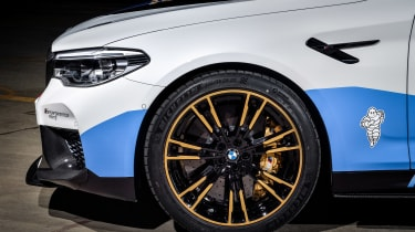 BMW M5 M Performance parts - wheels