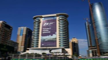 Baku Gran Prix 2017 - Renault