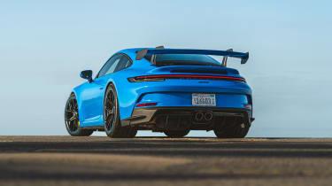 Porsche 911 GT3 NA rear