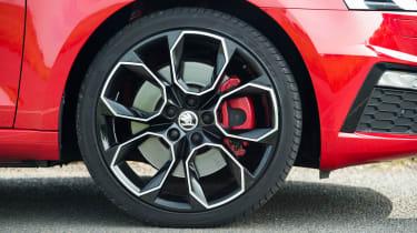 Skoda Octavia vRS 245 Estate - wheel