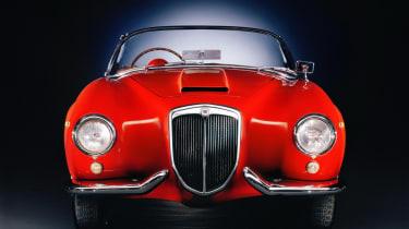 1950s - Lancia Aurelia Spider B24 - front